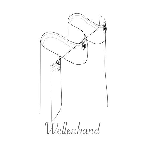 wellenband gardine elegant wellenband gardine with wellenband gardine gardinen grazi s gardine. Black Bedroom Furniture Sets. Home Design Ideas